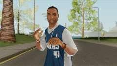 Crips Gang Member V1 для GTA San Andreas