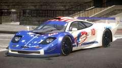 McLaren F1 G-Style PJ3 для GTA 4
