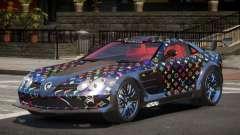 Mercedes Benz SLR H-Style PJ4 для GTA 4