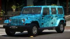 Jeep Wrangler LT PJ1 для GTA 4