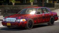 Ford Crown Victoria CL PJ1 для GTA 4