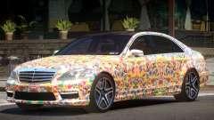 Mercedes-Benz S65 ES PJ5 для GTA 4