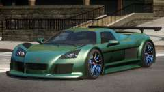 Gumpert Apollo TDI для GTA 4