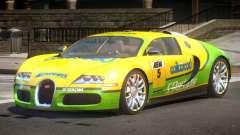 Bugatti Veyron 16.4 S-Tuned PJ4 для GTA 4