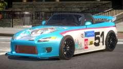 Honda S2000 D-Style PJ5 для GTA 4