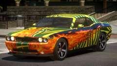 Dodge Challenger GT 392 PJ1 для GTA 4