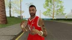 Random Male V1 (Chicago Bulls) для GTA San Andreas