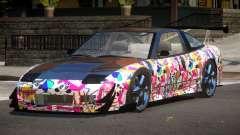 Nissan 240SX D-Style PJ3 для GTA 4