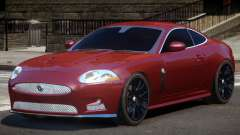Jaguar XKR-S V2.1 для GTA 4