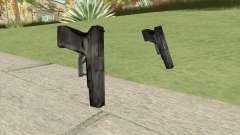 Glock (GTA SA Cutscene) для GTA San Andreas