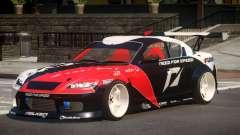 Mazda RX8 S-Tuned PJ2 для GTA 4