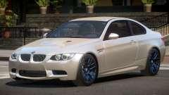 BMW M3 E92 LR