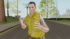 Brad (RE3 Remake) для GTA San Andreas