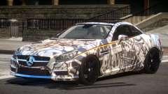 Mercedes SLK55 RG38 PJ1 для GTA 4