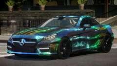 Mercedes Benz SLK Qz PJ5 для GTA 4
