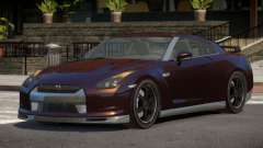 Nissan GTR R35 ZT для GTA 4