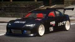 Mazda RX8 S-Tuned PJ4 для GTA 4