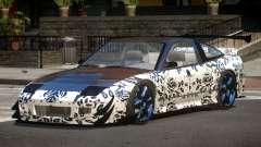 Nissan 240SX D-Style PJ5 для GTA 4