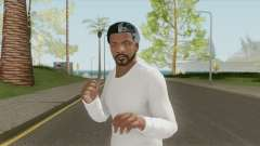 Franklin Clinton (White Outfit) для GTA San Andreas