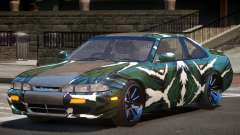 Nissan Silvia S14 R-Tuning PJ6 для GTA 4