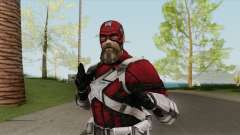 Red Guardian (Black Widow Movie) для GTA San Andreas