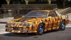 Chevrolet Camaro IR PJ1 для GTA 4