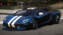 Lamborghini Aventador JRV PJ3 для GTA 4