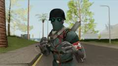 Veil Assassin (Wolfenstein) для GTA San Andreas