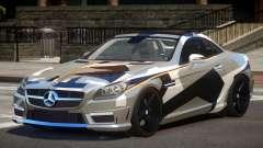 Mercedes SLK55 RG38 PJ4 для GTA 4