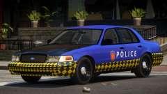 Ford Crown Victoria LT Police для GTA 4