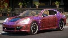 Porsche Panamera ML PJ6 для GTA 4