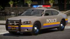 Dodge Charger City Police для GTA 4