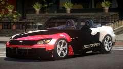 Honda S2000 SR PJ5 для GTA 4