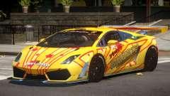 Lamborghini Gallardo LP560 SR PJ3 для GTA 4