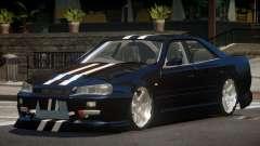 Nissan Skyline R34 SRS для GTA 4