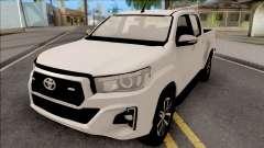 Toyota Hilux Revo Rocco 2019 для GTA San Andreas