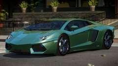 Lamborghini Aventador JRV для GTA 4