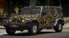 Jeep Wrangler LT PJ4 для GTA 4