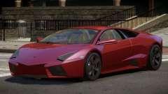 Lamborghini Reventon RGB97 для GTA 4