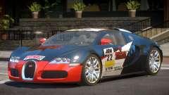 Bugatti Veyron 16.4 S-Tuned PJ3 для GTA 4