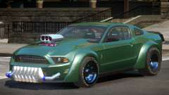 Ford Shelby GT500 Custom