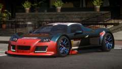 Gumpert Apollo TDI PJ6 для GTA 4
