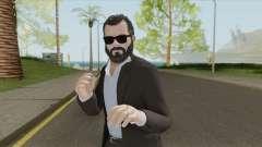 Michael De Santa (Formal Outfit) для GTA San Andreas