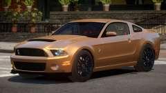 Ford Shelby GT500 ML для GTA 4