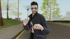 Random Male Skin V18 (GTA Online) для GTA San Andreas