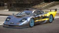 McLaren F1 G-Style PJ2 для GTA 4