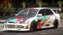 Mitsubishi Lancer S-Tuned PJ6 для GTA 4