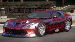 Dodge Viper SRT L-Tuning PJ1 для GTA 4