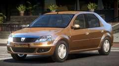 Dacia Logan LS для GTA 4