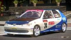 Peugeot 306 L-Tuning для GTA 4
